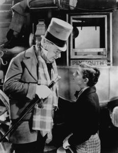 "W. C. Fields in ""David Copperfield.""1934 MGM - Image 0815_0404"