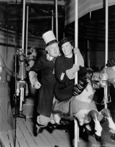W.C. Fields and Gloria Swanson, 1936. - Image 0815_0415