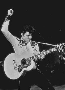 "Elvis Presley in ""Loving You""1957 Paramount - Image 0818_0002"