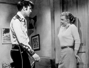 "Elvis Presley and Jana Lund ""Loving You""1957 Paramount - Image 0818_0003"