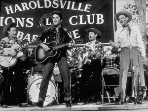 "Elvis Presley in ""Loving You""1957 Paramount - Image 0818_0007"