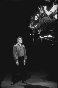 "Elvis Presley on ""The Ed Sullivan Show""shot in Los Angeles 9-9-59 1956 CBSPhoto by Gabi Rona - Image 0818_0012"