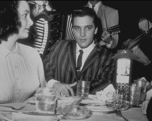 """Elvis Presley""""Moulin Rouge"""" in Hollywoodcirca 1964Photo by Bert Mittleman - Image 0818_0030"""