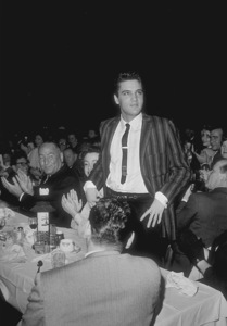 """Elvis Presley """"Moulin Rouge"""" in Hollywoodcirca 1964Photo by Bert Mittleman - Image 0818_0034"""