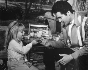 "Elvis Presley, Victoria Meyerink""Speedway,"" 1968. - Image 0818_0108"