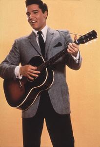 Elvis Presley, c. 1960. - Image 0818_0417
