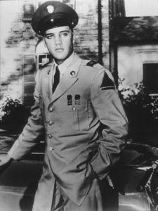 Elvis Presley, c. 1959. - Image 0818_0426