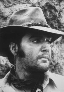 """Elvis Presley in """"Charro.""""1969 National General - Image 0818_0437"""