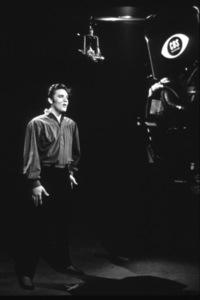"Elvis Presley on ""The EdSullivan Show"" in Los Angeles9-9-56Photo by Gabi Rona - Image 0818_0442"