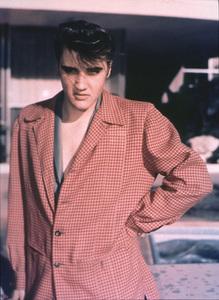 Elvis Presley, c. 1955. - Image 0818_0447