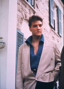 Elvis Presley, c. 1955. - Image 0818_0448