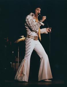 Elvis Presley in Las Vegascirca 1975 - Image 0818_0474