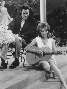 """Elvis Presley, Michele Carey""""Live A Little, Love A Little""""1968 / MGM - Image 0818_0492"""