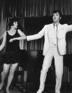 "Elvis Presley and Marlyn Mason""The Trouble with Girls""1969 MGM - Image 0818_0519"