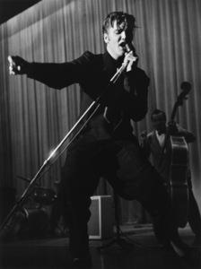 Elvis Presley performing in Los Angeles1956Photo by Ernest Reshovsky© 1978 Marc Reshovsky - Image 0818_0534