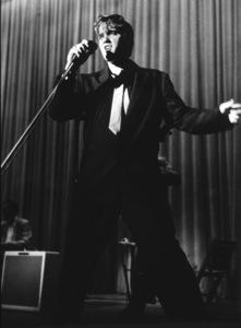 Elvis Presley during a 1956 L.A. performance Photo: Ernest Reshovsky © 1978 Marc Reshovsky - Image 0818_0557