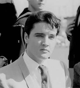 Elvis Presley at a St. Judes Charity Eventin Marina Del Rey, California c. 1967 © 1978 Chester Maydole - Image 0818_0592