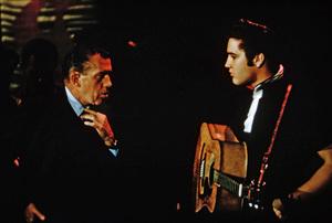Elvis Presley with Ed Sullivancirca 1956** I.V. - Image 0818_0643