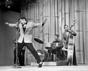 Elvis Presley circa 1950s ** I.V. - Image 0818_0653