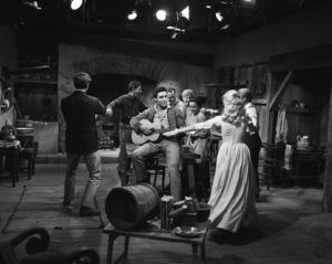 Elvis Presley in a 20th Century Fox filmcirca 1960** I.V. - Image 0818_0679
