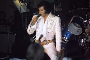 Elvis Presleycirca 1970s© 1978 Gary Lewis - Image 0818_0682