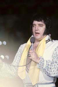 Elvis Presleycirca 1970s© 1978 Gary Lewis - Image 0818_0683