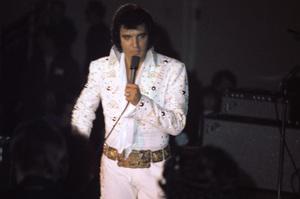Elvis Presleycirca 1970s© 1978 Gary Lewis - Image 0818_0694