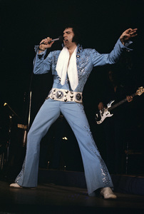 Elvis Presleycirca 1970s© 1978 Gary Lewis - Image 0818_0709