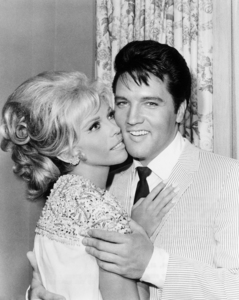 "Elvis Presley and Nancy Sinatra in ""Speedway""1968** I.V. - Image 0818_0716"