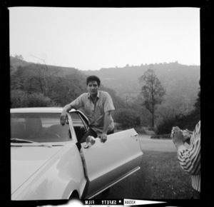 Elvis Presley with wife Priscilla Presleycirca late 1960s© 1978 Gary Lewis - Image 0818_0724