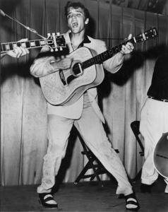 Elvis Presleycirca 1950s** J.C.C. - Image 0818_0742