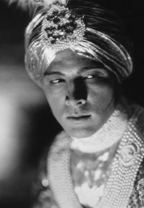 Rudolph Valentino, c. 1924.**I.V. - Image 0819_0314