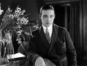 Rudoph Valentino, BEYOND THE ROCKS, Paramount, 1922, **I.V. - Image 0819_0321