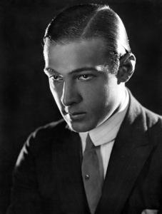 Rudolph ValentinoCirca 1920Paramount PicturesPhoto by Donald Biddle Keyes**I.V. - Image 0819_0323