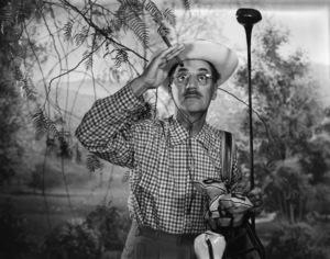 Groucho Marx1956 © 1978 Paul Hesse - Image 0820_0013