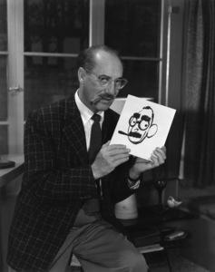 Groucho Marxcirca 1956© 1978 Paul Hesse - Image 0820_0122
