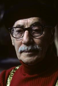 Groucho Marx1977 © 1978 Ulvis Alberts - Image 0820_0439