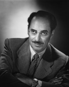 Groucho Marx circa 1955 Photo By Elmer W. Holloway ** I.V. - Image 0820_0450