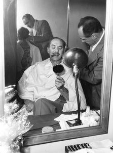 Groucho Marx with make-up mancirca 1950s** I.V. - Image 0820_0460