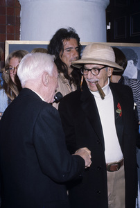 Groucho Marx and Alice Coopercirca 1970s© 1978 Gary Lewis - Image 0820_0478