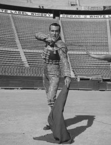 Ricardo Montalbancirca 1957Photo by Gerald Smith - Image 0823_0060