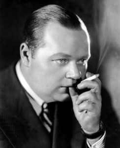 "Roscoe ""Fatty"" Arbuckle c. 1933Photo By Mitchell **I.V. - Image 0829_0011"