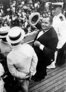 "Roscoe ""Fatty"" Arbucklecirca 1917**I.V. - Image 0829_0017"