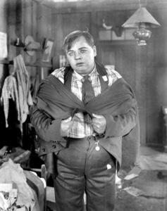 "Roscoe ""Fatty"" Arbucklecirca 1917**I.V. - Image 0829_0018"