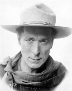 William S. Hart1918Photo by Hartsook**I.V. - Image 0831_0128