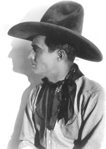 Tom Mix, c. 1921. - Image 0835_0731