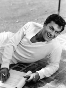Tony Curtiscirca 1959 © 1978 John Engstead - Image 0845_0009