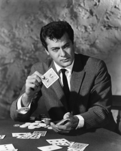 """Tony Curtis in """"Mister Cory""""1957 Universal International Pictures** I.V. - Image 0845_0611"""