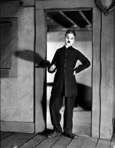 "Charlie Chaplin""The Pilgrim,"" 1923 / First International.Photo by James Abbe - Image 0860_0501"