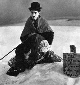 "Charlie Chaplin""The Gold Rush,"" 1925. - Image 0860_0574"